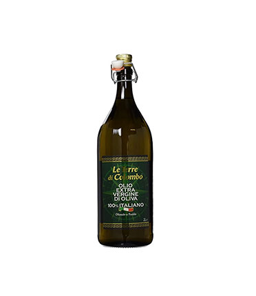 Huile d'olive extra-vierge 100% italienne 2 l